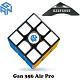 Gan 356 Air Master Speed Cube 3x3 Magic Cube Puzzle Toys 56mm Black