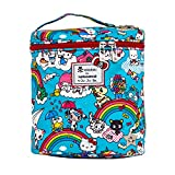 Ju-Ju-Be Tokidoki Collection Fuel Cell Insulated Bottle and Lunch Bag, Rainbow Dreams