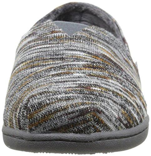 tejidos dicha Skechers en Resbalón varios bobs de Gray A Mocasín partir qIFEYYw