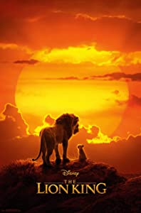 Trends International Disney The Lion King - Mufasa and Simba, 22.375