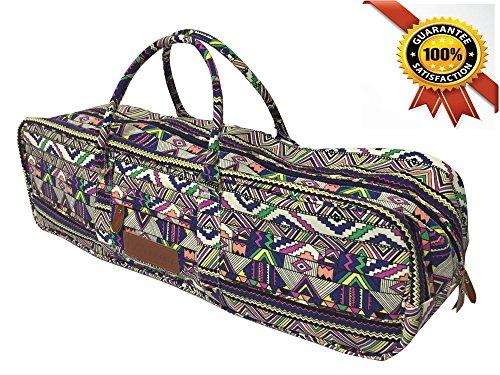 | Hot New Arrival | Aozora Yoga Mat Bag with Pocket and Zipper (Zuma)