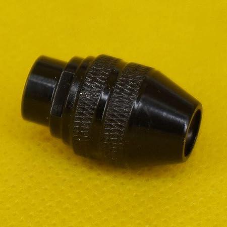 0.5-3.2 Multi Keyless Chuck Faster Bit Swap Grinder Drill Rotary Tool