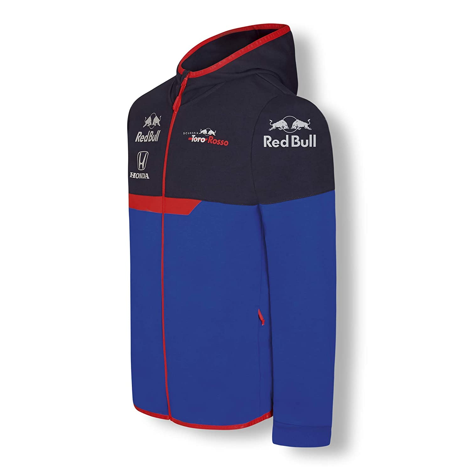 Red Bull Toro Rosso Official Teamline Zip Sudadera con ...