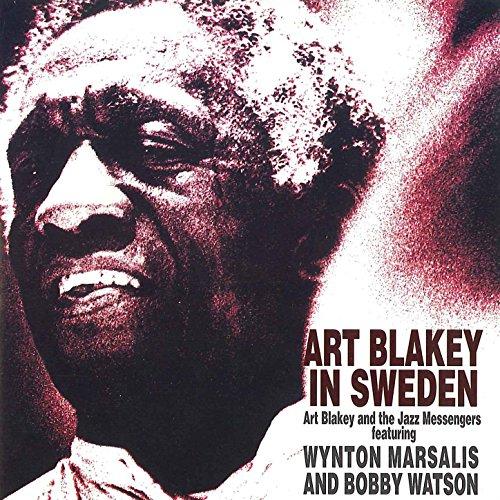 Art Blakey in Sweden