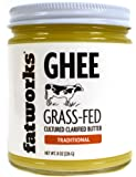 Fatworks Grass-Fed Cultured Organic Ghee (8 ounce)