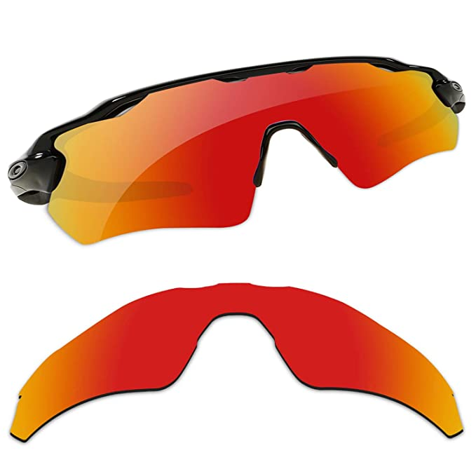 d2a09f5cf9 Image Unavailable. Image not available for. Color  Kygear Anti-fading  Polarized Replacement Lenses for Oakley Radar EV Path Sunglasses