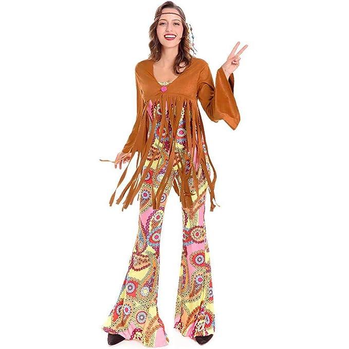 Amazon.com: Disfraz de Halloween indio primitivo nativo ...