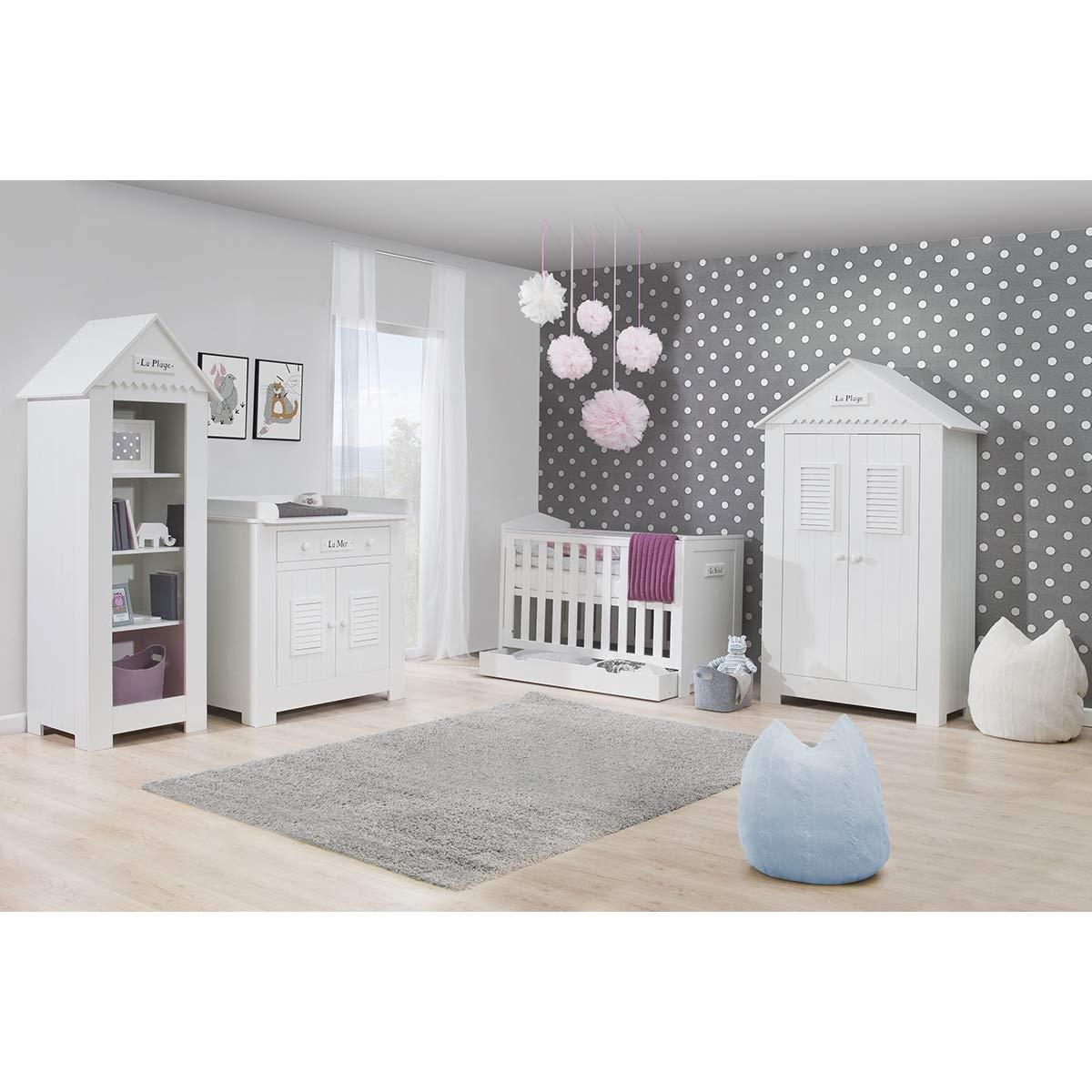 chambre bébé mixte pas cher