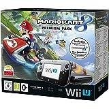 Console Nintendo Wii U 32 Go noire + Mario Kart 8 préinstallé - premium pack