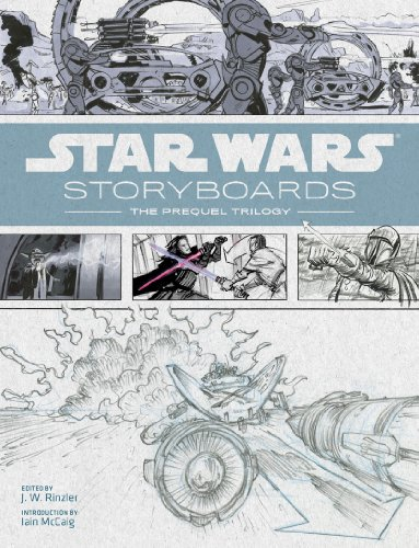 Star Wars Storyboards: The Prequel Trilogy
