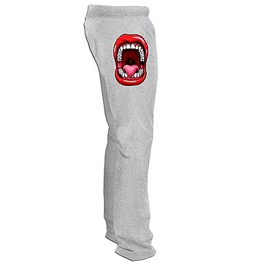 Amazon.com: BAIXRU - Pantalones de yoga para hombre, color ...