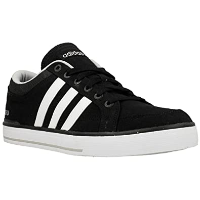 quality design 16681 ce86d Adidas - Bbneo Skool LO - Color Black-White - Size 12.0 Amazon.co.uk  Shoes  Bags