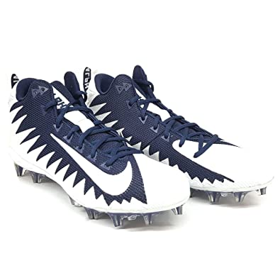 3a2a0b230f6 Image Unavailable. Image not available for. Color  NIKE Men s Alpha Menace  Pro Mid Football Cleat ...