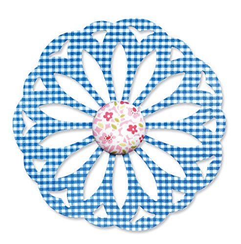 (Sizzix 657420 Bigz Die Vintage Doily by Scrappy Cat, Multicolor)
