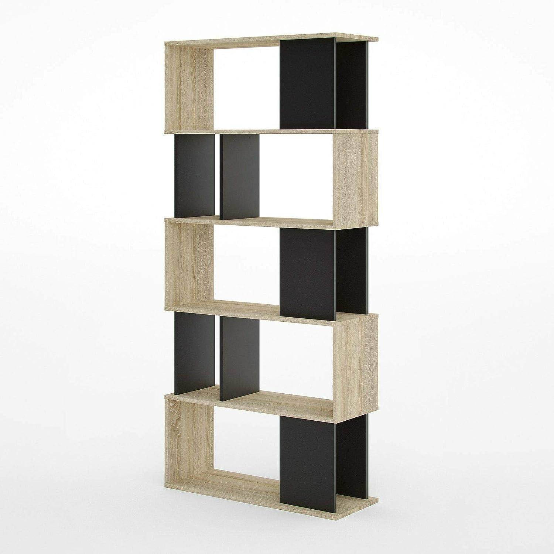 Exhibition Stand Shelves : Amazon tone design bookshelf with open fixed shelves