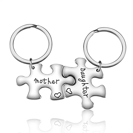 Llavero de regalo para madre e hija - 2 piezas de regalo ...