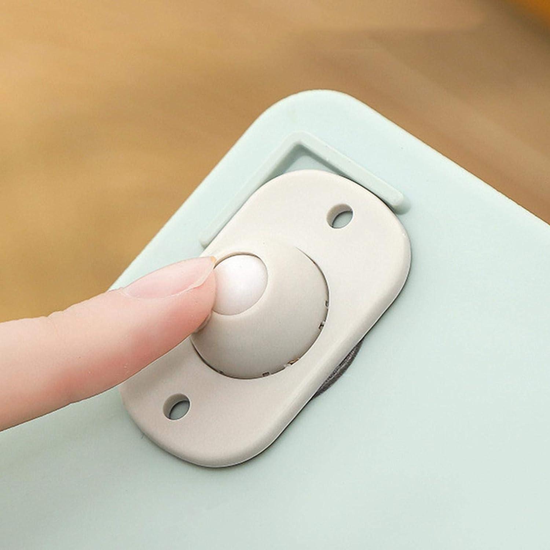 Roulette /à Bille adh/ésive Mini Roulette Auto-adh/ésive Roulette en Plastique Roulette /à Bille Petite bo/îte /à glissi/ère Accessoires de Carton Mobile