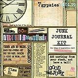 Architextures Time Junk Journal Kit