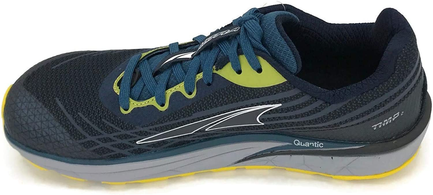 ALTRA TIMP 2 Men´S Trail Running, Black, AL0A4PE9000