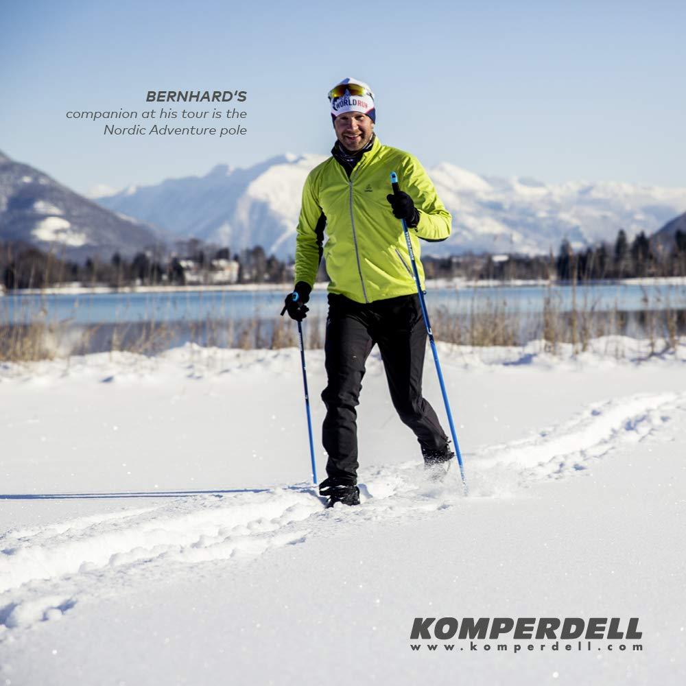 145cm Blue Komperdell 522230704 Nordic Adventure