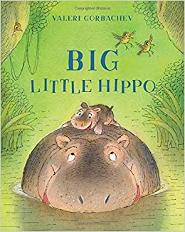 Image result for big little hippo