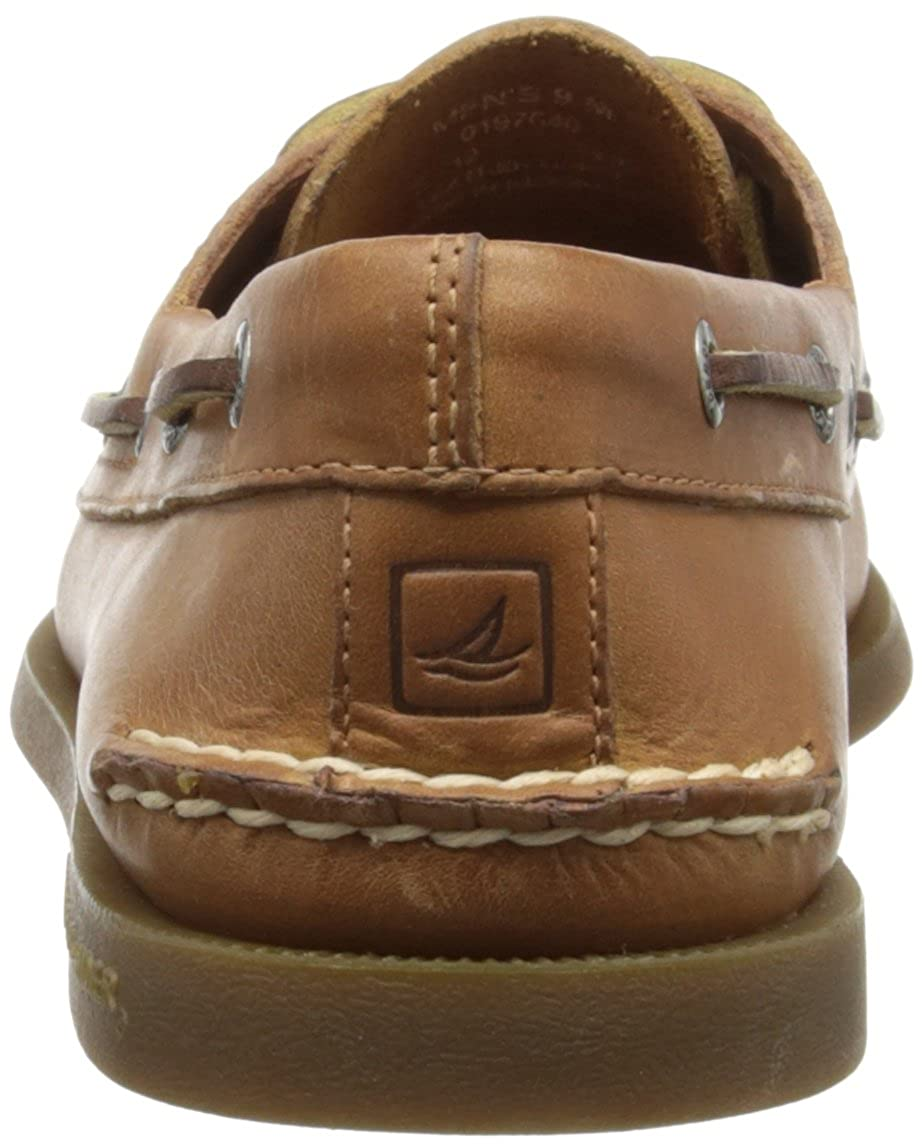 Sperry Top Original Sider Gold Cup Authentic Original Top Boat Schuhe Sahara 6c3015