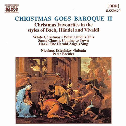 Christmas Goes Baroque 2 (Baroque Christmas Music)
