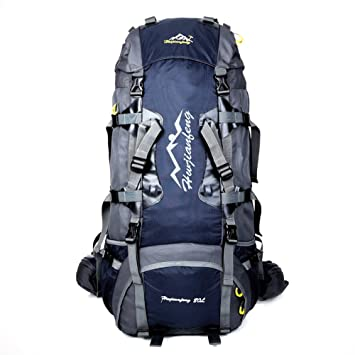 157c0399786d ONEPACL 80L Outdoor Hiking Trekking Camping Backpack Waterproof Internal  Frame Mountaineering Backpacking Climbing Travel Bag with