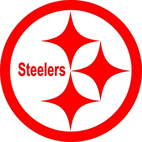 amazon com jp vinyl design pittsburg steelers logo vinyl decal rh amazon com steelers logo pics free steelers football logo images