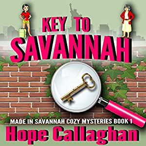 Key to Savannah Audiobook