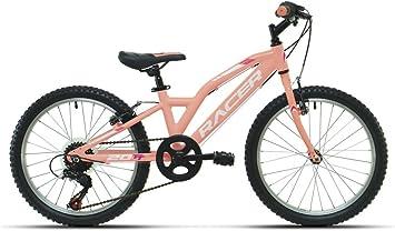 RACER 2665403031 - Bicicleta 20 TT Rosa: Amazon.es: Deportes y ...