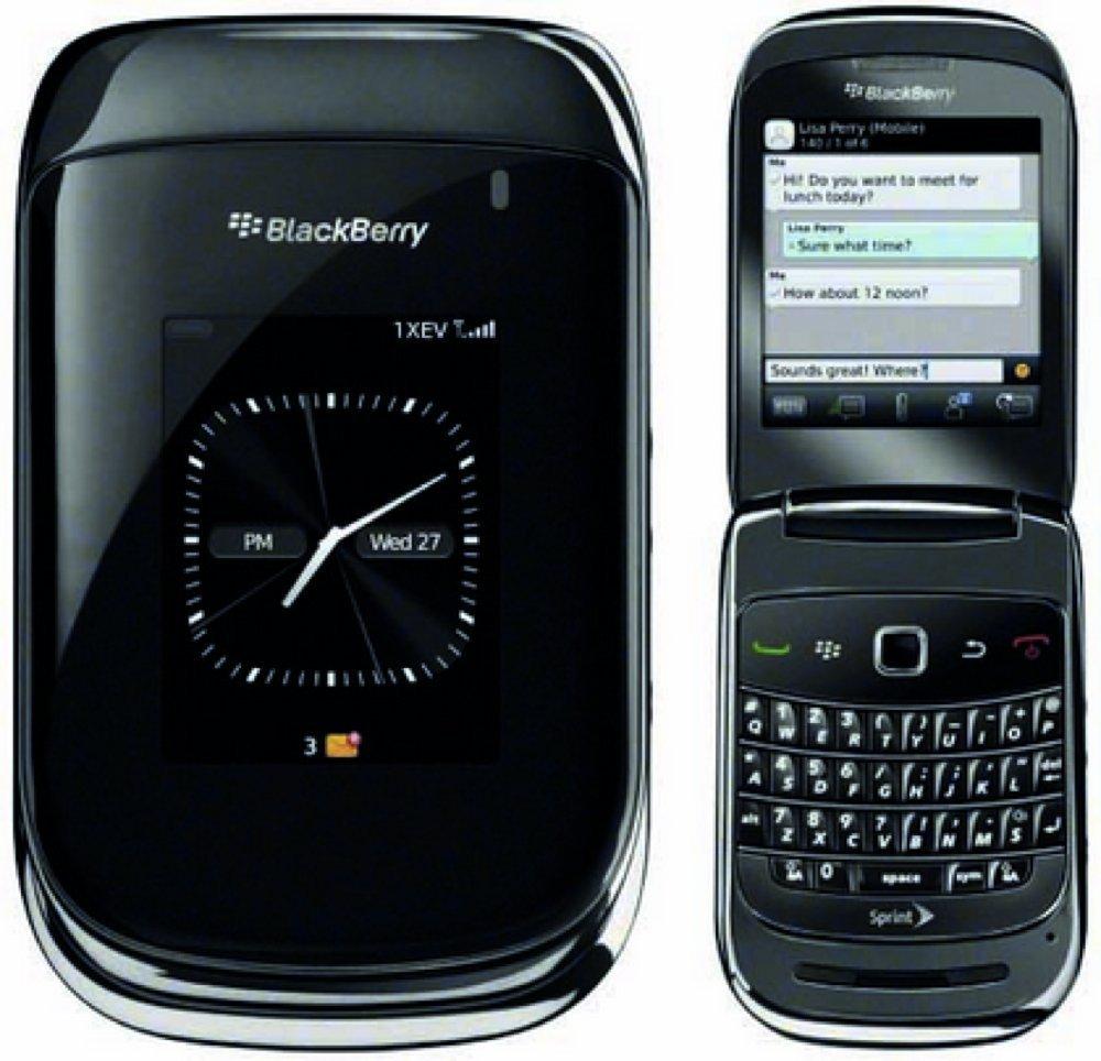 Blackberry Style 9670 Smartphone - Sprint by BlackBerry