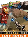 Review: LEGO Marvel Iron Man vs Ultron Age of Ultron Review LEGO 76029