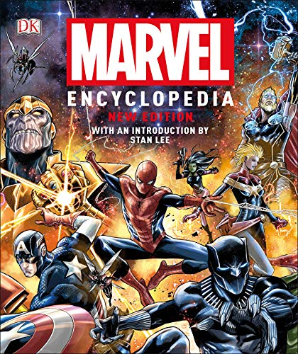Pdf Graphic Novels Marvel Encyclopedia, New Edition