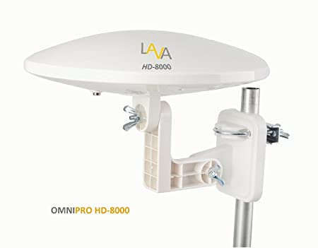 Review LAVA HD-8000 OMNI-DIRECTIONAL 360°