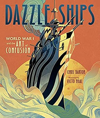 Dazzle ships world war I and the art of confusion image cover