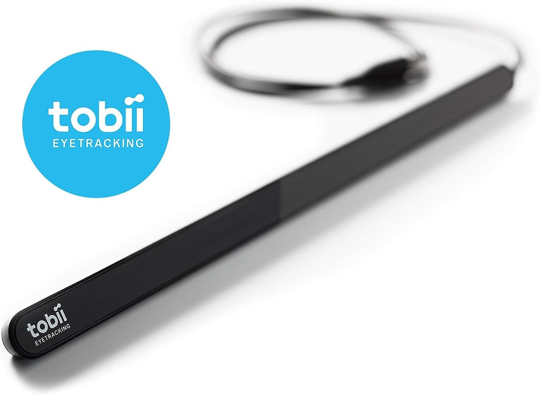 Tobii 4C - Periférico de Seguimiento Ocular que Cambia Los Juegos de Streaming, Juegos para PC y Esports