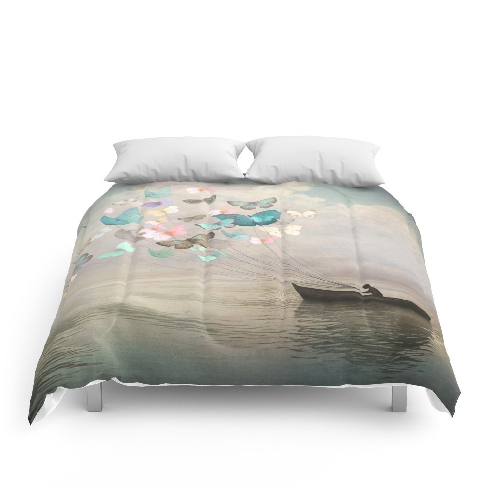 Society6 The Quest Comforters King: 104'' x 88'' by Society6