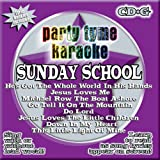 Kyпить Party Tyme Karaoke - Sunday School (8+8-song CD+G) на Amazon.com