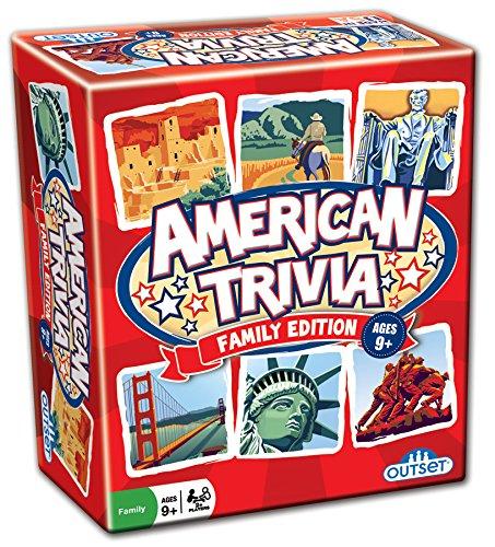 American Trivia: Family Edition (American Game Trivia)