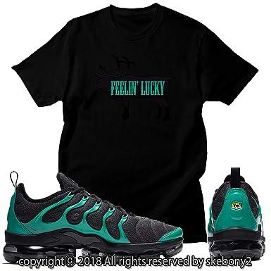 62b0b54a89 Custom T Shirt Matching Style of Nike AIR Vapormax Plus AVP 1-14-13 ...