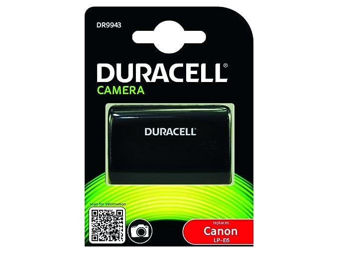 Amazon.com: Duracell DR9943 – Batería de repuesto para ...