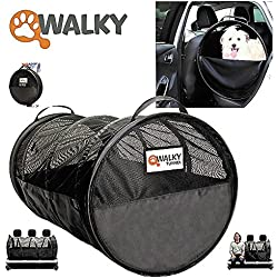 Walky Dog Tunnel Pet automotive safety barrier pet tube