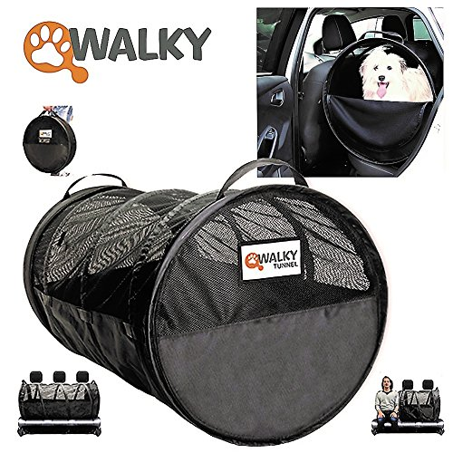 - Walky Dog Tunnel Pet automotive safety barrier pet tube