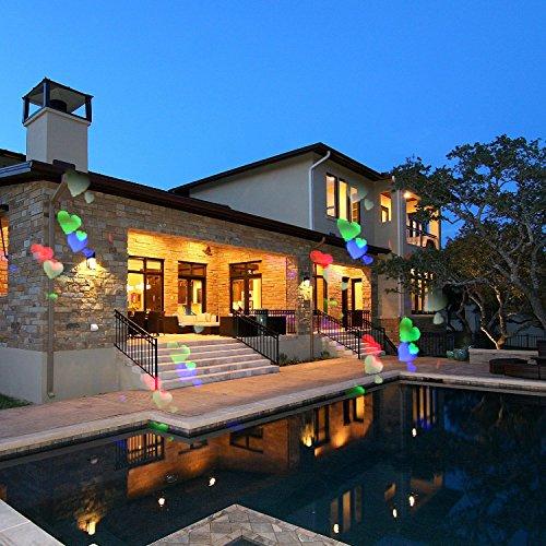 halloween projector lights auledio outdoor ip65. Black Bedroom Furniture Sets. Home Design Ideas