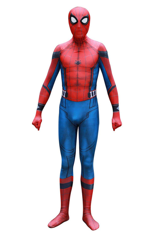 - 616oHWDYmUL - Pizone Unisex Lycra Unitard Zentai Halloween Costumes Bodysuit Adult/Kids