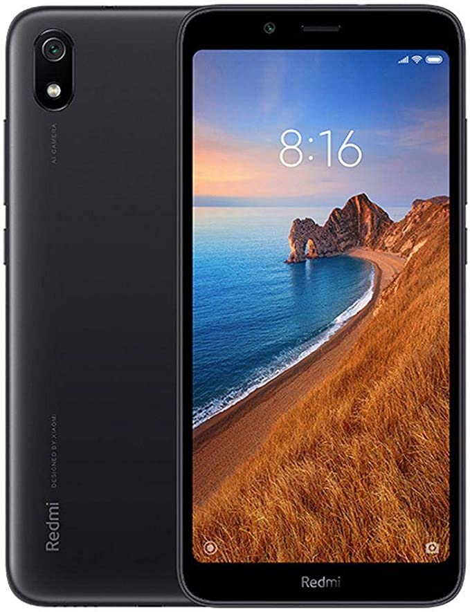 Xiaomi Redmi 7a Matte Black 5,45