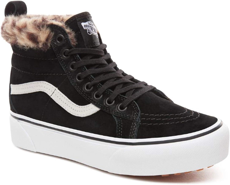 Vans Women s SK8-HI Platform MTE Skate Shoe