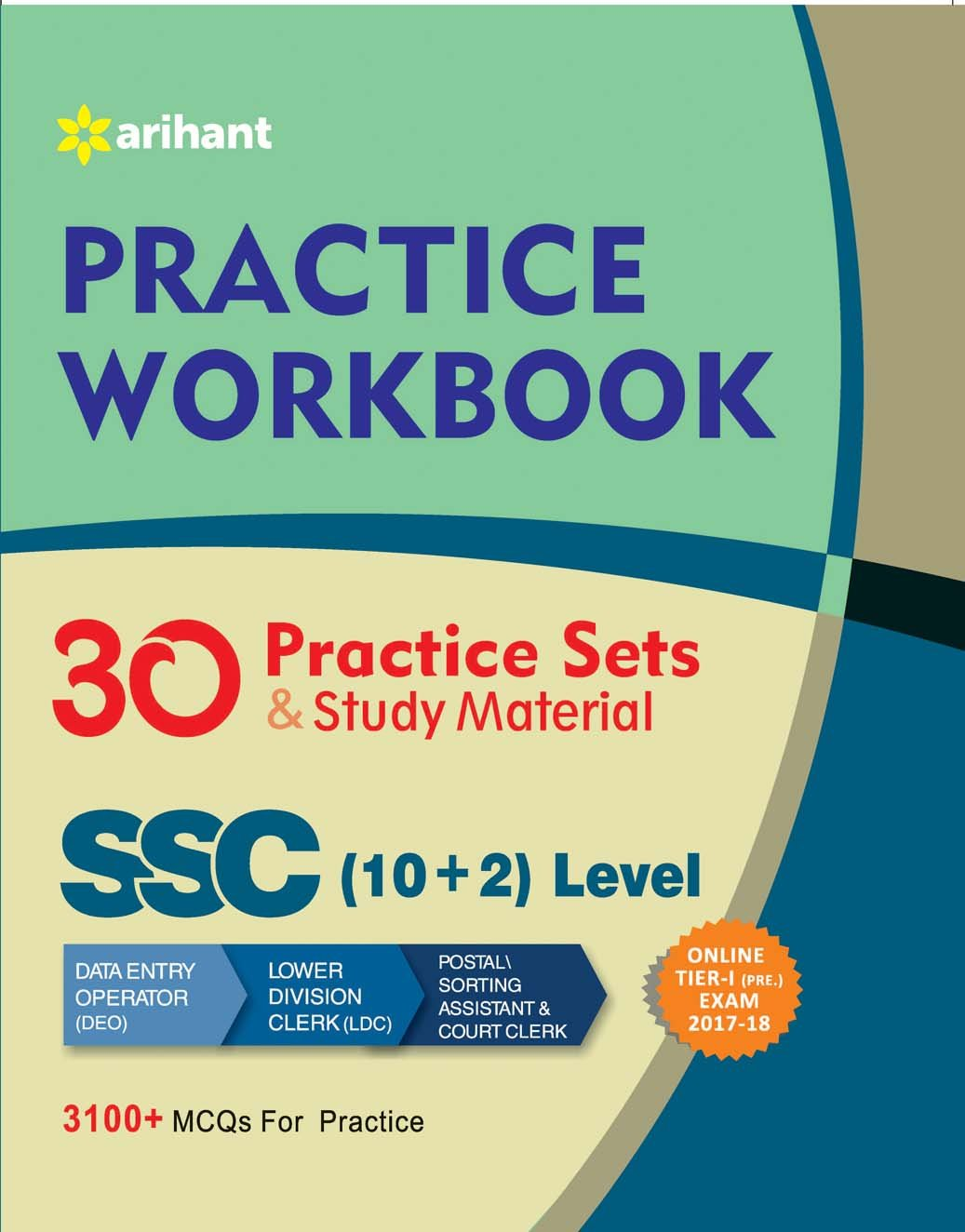 Workbooks practice workbook : Buy SSC (10+2) Tier I Practice Workbook Book Online at Low Prices ...