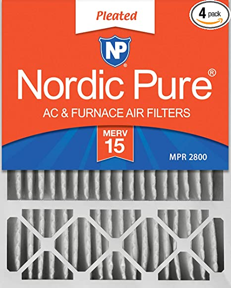 5 PACK HONEYWELL REPL AIR FILTERS HIGH AIRFLOW LONG LIFE ALL MERV RATINGS SIZES